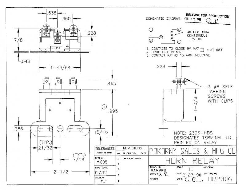 Gm horn relay wiring diagram flaming river steering g