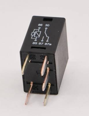 Pokorny - 12 Volt Micro 280 footprint SPDT Non Suppressed