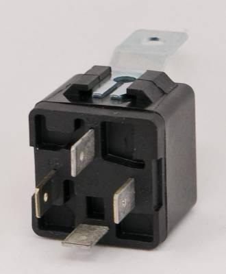 Pokorny - 12 Volt ISO SPST Bracket Non Suppressed