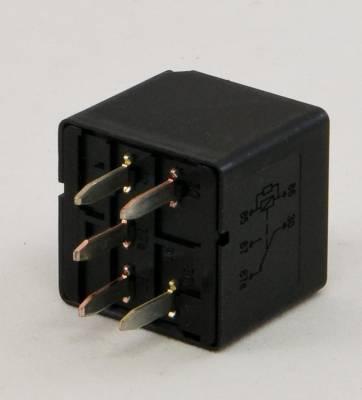 Pokorny - 12 Volt ISO 280 footprint SPDT No Bracket Resistor