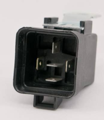 Pokorny - 12 Volt Weatherproof Skirted SPDT Bracket Resistor Relay