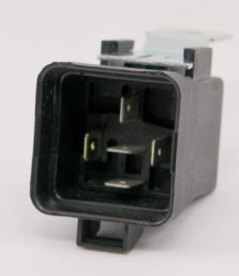 Pokorny - 12 Volt Weatherproof Skirted SPDT Bracket Non Suppressed Relay