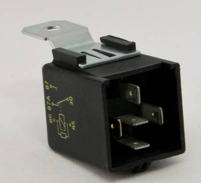 Pokorny - Weatherproof Skirted 5 Terminal Iso Footprint Bracket Resistor