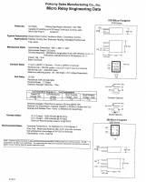 Pokorny - 12 Volt Micro Relay SPDT Diode