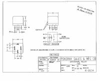 Pokorny - 12 Volt ISO SPST No Bracket Diode - Image 3