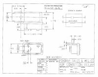 4379203 Chry A/C Can Relay SPST