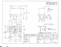 526896 GM A/C Can Relay SPDT